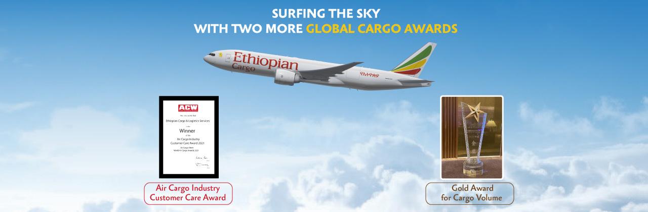 Air Cargo Industry customer care award