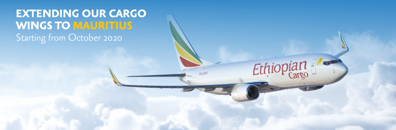 Cargo to Mauritius