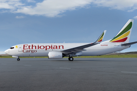 Ethiopian Marks One Year Since the First Preighter Operation on Passenger Aircraft