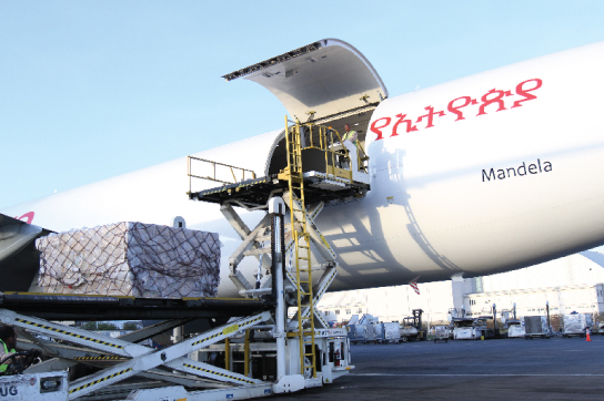 Ethiopian Brings Convenience to Cargo Customers through Digitized Service