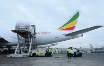 Ethiopian Join COVID 19 Relief Efforts to Africa